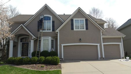 Exterior Painting in Overland Park, KS (2)